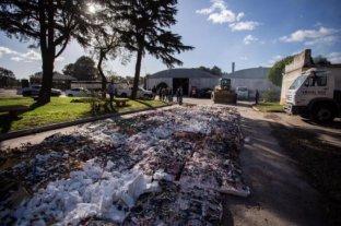 Destruyeron miles de anteojos que se comercializaban ilegalmente