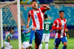 Paraguay lo dio vuelta y venció a Bolivia por 3 a 1 con doblete de Ángel Romero