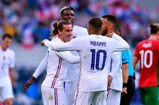 Francia vs. Alemania, animan la jornada de la Eurocopa