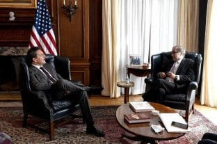 Massa se reúne en EEUU con funcionaria del Departamento de Estado y visita el Capitolio