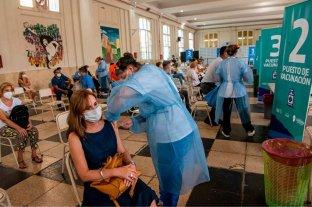 Reclaman que falta vacunar el 25% de los docentes en Córdoba