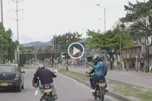 Video: intentó recuperar su moto robada y lo asesinaron