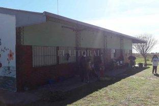 Usurpación y robo  en una escuela rural del norte santafesino -  -