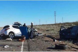 Fatal accidente en una ruta de Neuquén