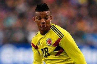 Fabra fue convocado para la selección de Colombia
