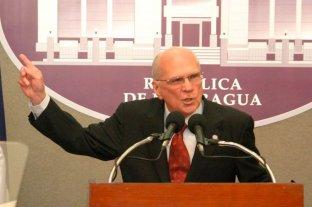 Falleció el expresidente de Nicaragua Enrique Bolaños Geyer