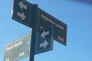 Homenaje: una calle de Plottier llevará el nombre de Alejandro Lerner