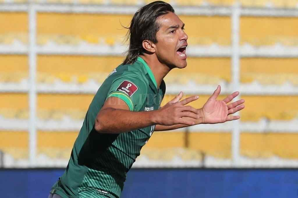 El referente de la selección boliviana se perderá el segundo partido por Copa América Crédito: Gentileza