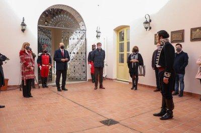 Se inauguró la casa del Brigadier, que será museo y centro de interpretación cultural
