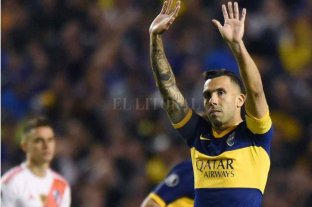 Reapareció Tevez luego de rescindir su contrato con Boca