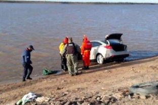 Entre Ríos: secuestraron a un hombre y arrojaron su auto al río