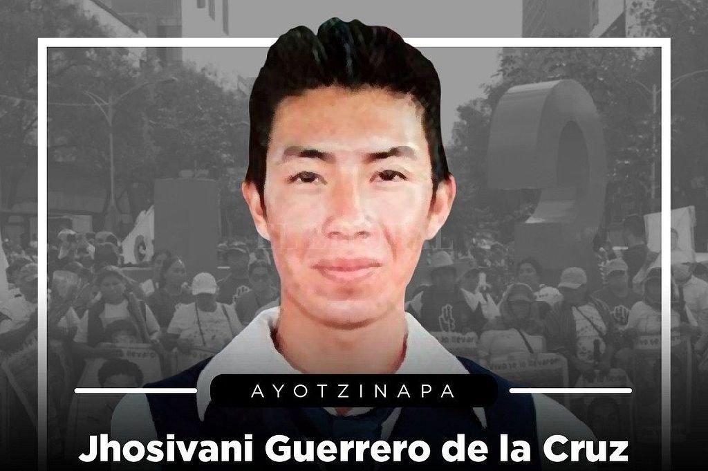 Jhosivani Guerrero de la Cruz. Crédito: Captura digital