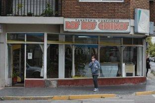 Incidentes en dos panaderías - No es la primera vez que la panadería Los Dos Chinos, sucursal de Francia y Salta, es blanco de la inseguridad.