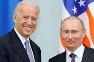 Comienza la cumbre de Putin y Biden en Ginebra
