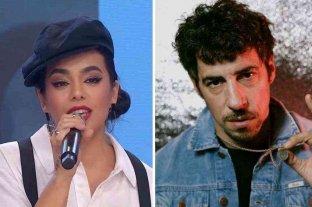 Ángela Leiva enfrentó los rumores de romance con Esteban Lamothe