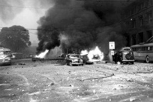 Se cumplen 66 años del bombardeo a Plaza de Mayo que causó más de 350 muertos