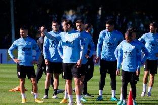 Uruguay prepara varias modificaciones para enfrentar a Argentina