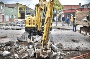 Comenzó la transformación de calle Beruti