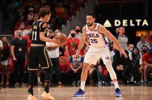 NBA: se juegan dos partidos de playoffs