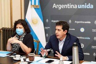 De Pedro y Vizzotti llevan insumos y vacunas a Córdoba