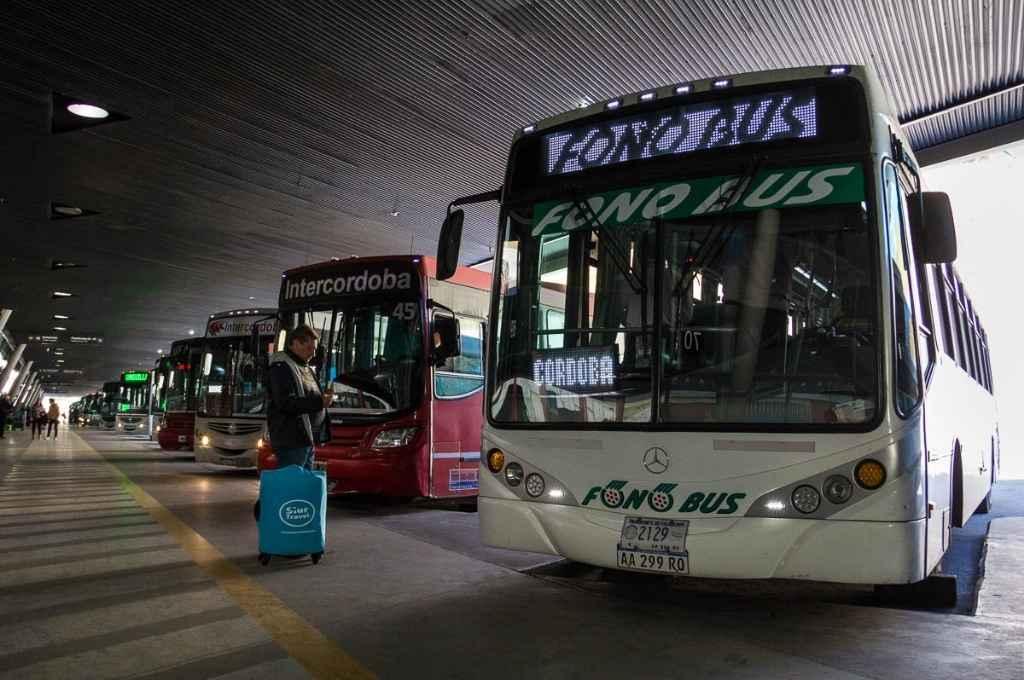 Aumentó 12% el boleto del transporte interurbano en Córdoba -  -