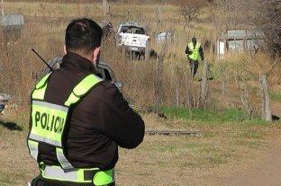 Hallaron un cuerpo calcinado en La Pampa
