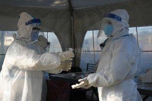 Coronavirus: Argentina notificó 648 muertes y 25.878 nuevos contagiados -  -