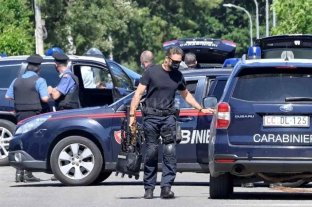 Desactivaron un coche bomba en las inmediaciones del estadio Olímpico de Roma