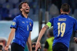 Italia goleó a Suiza y es el primer clasificado a los octavos de final