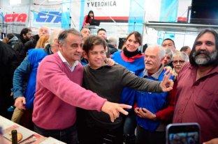 """""""Macri y Vidal son los responsables del desastre educativo"""", afirmó Baradel"""