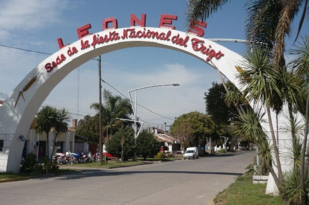 Localidad de Leones, donde tuvo lugar el caso. Crédito: Gentileza