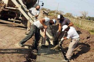 En Pilar: avanzan los trabajos sobre calle Independencia