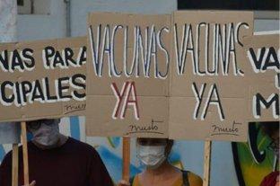 Los municipales de Rosario comenzaron con un paro de 24 horas