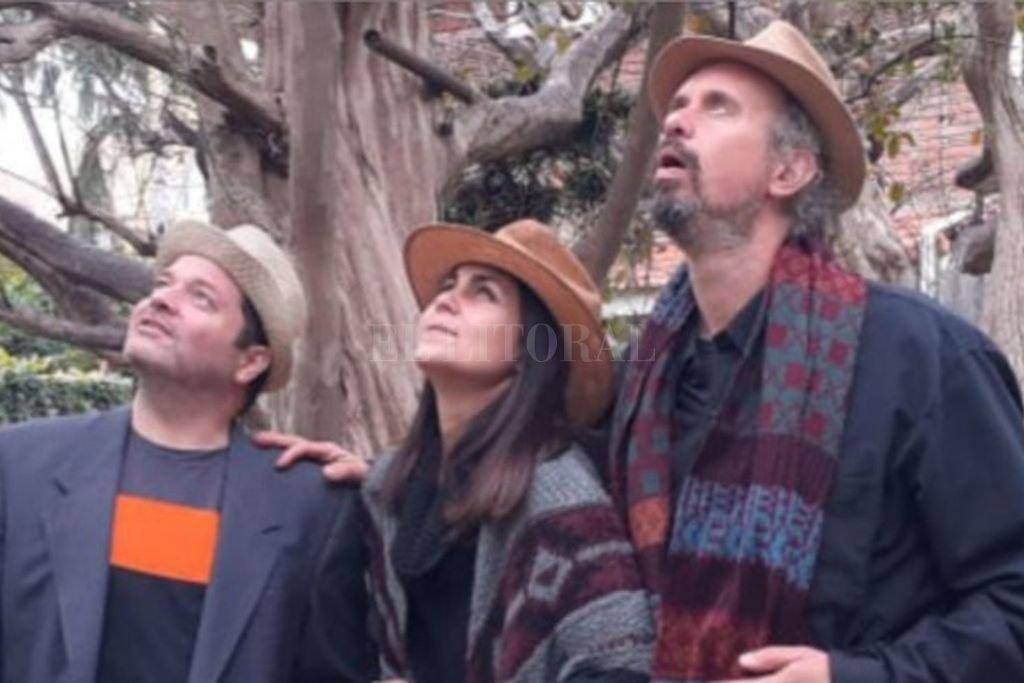 La cantante estará acompañada por Juan Candioti y Matías Marcipar, también integrantes de su formación en quinteto. Crédito: Gentileza producción