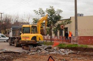 El Plan Incluir está en marcha en calle Beruti