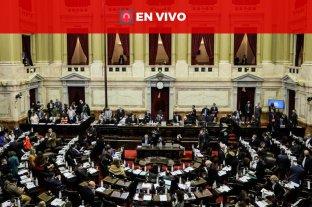 Diputados analiza el proyecto de alivio fiscal para monotributistas