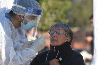 Coronavirus en Argentina: se informaron 529 decesos y 23.780 nuevos casos -  -