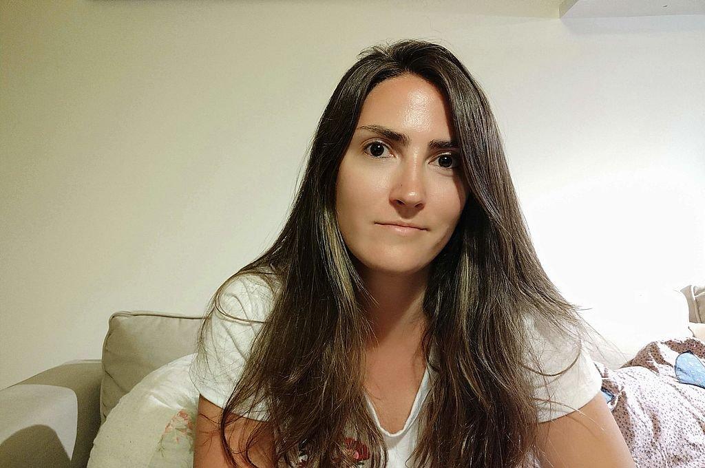 """Ileana Manucci, licenciada en Comunicación Social, cofundadora de los medios """"La Diez"""" y """"Periódicas""""."""