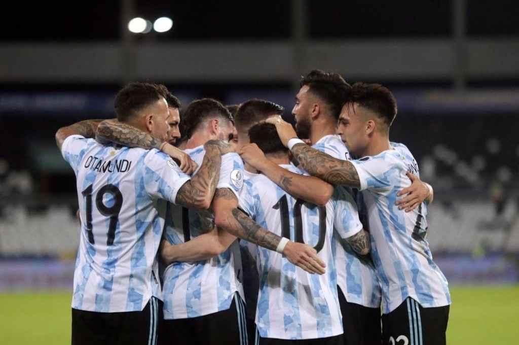 Argentina-Uruguay se miden hoy en una nueva edición del clásico del Río de la Plata.    Crédito: Gentileza