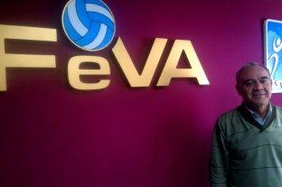 Murió el presidente de la Federación del Voleibol Argentino