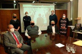 Nuevas autoridades en la Caja de Seguridad Social de Profesionales del Arte de Curar de Santa Fe