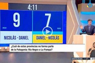 Insólito error en la TV Pública: excluyeron a La Pampa de la Patagonia