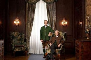 Histórico: Francisco de Baviera salió del closet y se fotografió con su novio en palacio