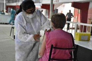Vacunación en Corrientes: aplicarán segundas dosis a mayores de 40 años este sábado