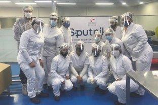 Richmond concluyó la producción de las primeras más de 400.000 dosis de la vacuna Sputnik V -  -