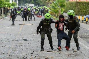 Otro manifestante muerto durante nuevas protestas contra el presidente colombiano