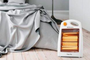 Contra el frío: caloventor, estufa, panel calefactor o aire acondicionado, ¿cuál consume más energía?