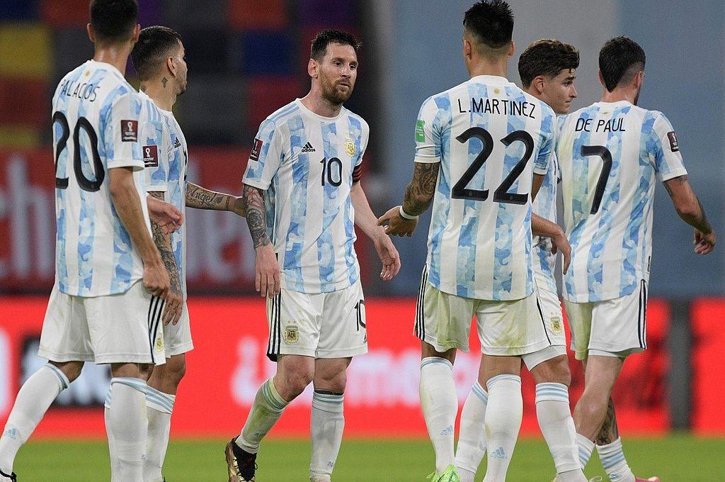 Argentina vence a Uruguay -  -