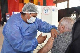 Vizzotti afirmó que casi el 90% de las personas mayores de 60 años ya recibió la primera dosis