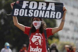 La oposición vuelve a las calles en Brasil, para pedir la salida del presidente Bolsonaro